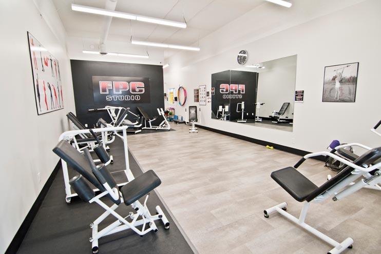 FPC Studio Renovation