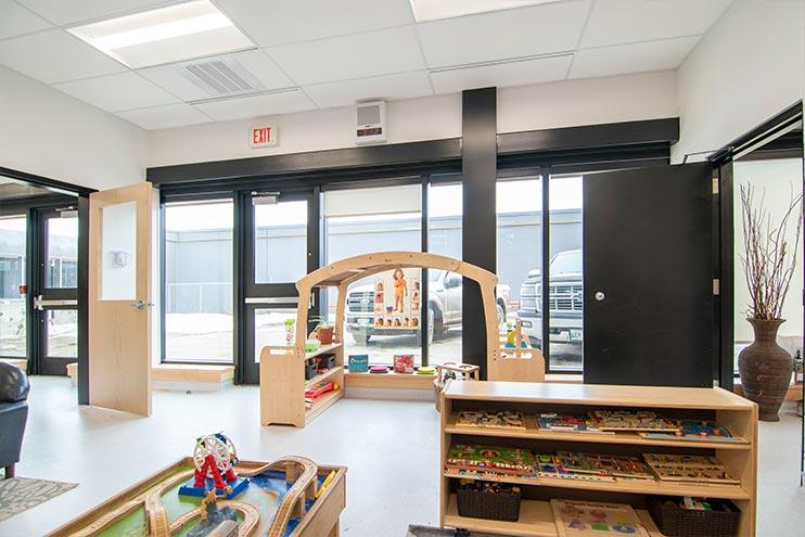 Assiniboine Community College Daycare, Brandon MB
