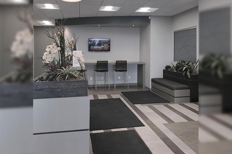 Vanguard Credit Union, Jacobson Commercial, Build, J&G Group, Brandon, Manitoba